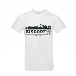 T-Shirt Skyline Eisdorf Weiß