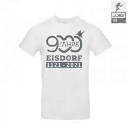 T-Shirt 900 Jahre Eisdorf Weiß