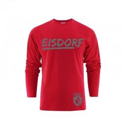 Longsleeve Eisdorf Rot